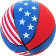 Official Size 7 Mens Basketball American Flag