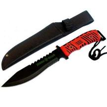 13 Inch Zombie Killer Red & Black Handle