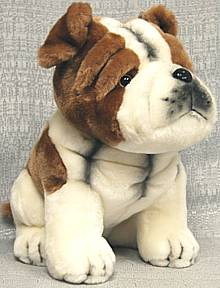 Puppy Bulldog Teddy