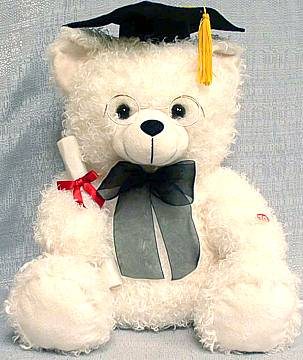 Teddy Graduation Bear