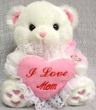 Mothers Day Teddy Bear